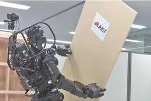 Robot Nhật có khả năng xây dựng