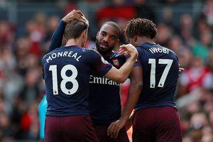 Arsenal thắng 9 trận liên tiếp, HLV Unai Emery nói gì?