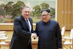 Ngoại trưởng Mỹ tới Triều Tiên