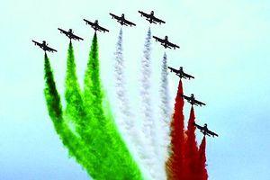 Không quân Ấn Độ duyệt binh cực lớn kỷ niệm 86 năm thành lập