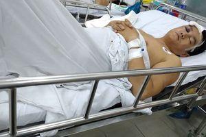 Nam công nhân bị đánh nứt sọ vì mâu thuẫn trong lúc làm việc