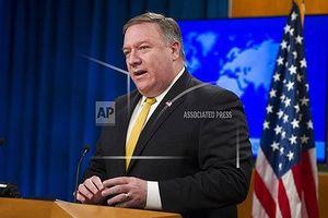 Giữa căng thẳng Mỹ-Trung, Ngoại trưởng Mỹ thăm Trung Quốc
