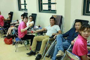 BẢN TIN TÌNH NGUYỆN: Ngày hội hiến máu nhân đạo quận Đống Đa