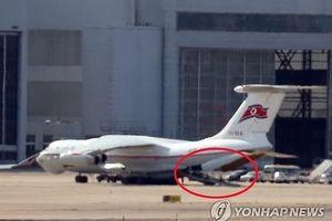 Máy bay Triều Tiên xuất hiện ở Vladivostok, nghi ông Kim sắp thăm Nga