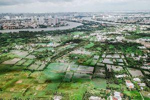 TPHCM điểm danh 28 dự án 'chiếm' đất lúa từ 10ha trở lên