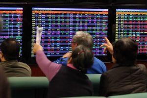 Các cổ phiếu nhỏ đua nhau tăng giá mạnh