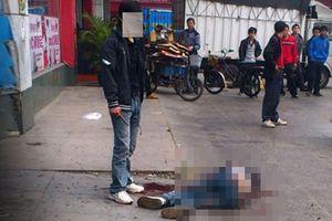 Mâu thuẫn khi đi vệ sinh, nam thanh niên bị đâm chết