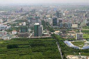 Hàng loạt dự án xây dựng tại Hà Nội sẽ bị thu hồi