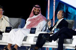 Ả Rập Xê Út rót thêm 45 tỷ USD cho quỹ đầu tư của hãng SoftBank