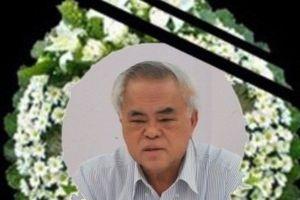Vĩnh biệt nguyên Tổng cục trưởng Nguyễn Hữu Thiện