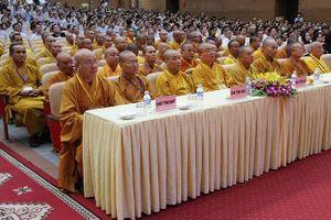 Phật tử Nghệ An đồng hành cùng dân tộc