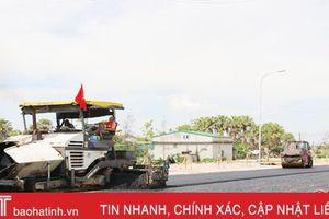 Vốn đầu tư toàn xã hội ở Hà Tĩnh ước đạt hơn 7.000 tỷ đồng trong quý III