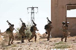 Syria: Chính phủ sẽ kiểm soát các khu vực quân nổi dậy chiếm giữ