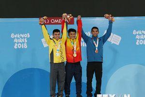 Olympic trẻ Việt Nam hoàn thành chỉ tiêu ngay ngày đầu