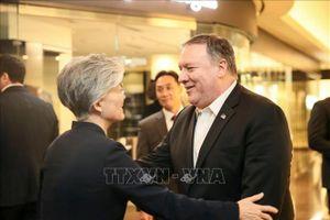 Ngoại trưởng Hàn Quốc: Chuyến thăm của ông Pompeo tới Bình Nhưỡng 'có vẻ thành công'
