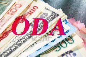 Có nhiều lĩnh vực được ưu tiên sử dụng vốn ODA