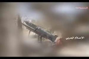 Chiến binh Houthi nã tên lửa tập kích liên quân Ả rập Xê út