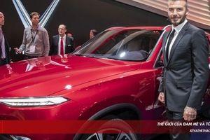 Cả hai mẫu xe VinFast lọt Top 10 Concept ấn tượng tại Paris Motor Show