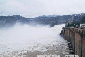 Thủy điện Trị An đóng đập xả lũ sau hơn 1 tháng xả tràn