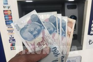 Thổ Nhĩ Kỳ có một số miễn trừ với lệnh cấm giao dịch bằng ngoại tệ