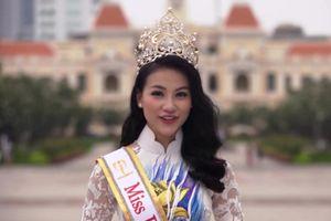 Đọ 'level' trong eco video gửi đến Miss Earth, Phương Khánh khác gì Hà Thu?