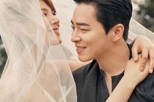 Xem bộ ảnh dưới đơn giản mà đẹp đến ngỡ ngàng của cặp đôi Jo Jung Suk - Gummy