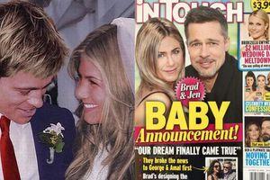 Bi hài nghi vấn Brad Pitt bí mật mua nhẫn, mua nhà chuẩn bị tổ chức đám cưới với… vợ cũ