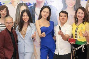 Hoa Hậu Hương Giang đạt 1 triệu Followers trên Instagram