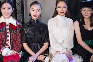 Cuộc đổ bộ đáng tiền của dàn sao Châu Á đình đám tại các tuần lễ thời trang quốc tế
