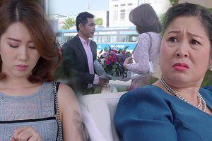 Xem phim 'Gạo nếp gạo tẻ' tập 67: Nghe lời bà Mai, Kiệt bày trò lãng mạn để níu kéo Hân