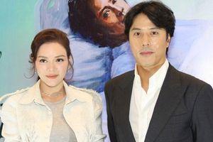 Đóng phim cùng tài tử Hàn Quốc, Lý Nhã Kỳ căng thẳng tới loét bao tử