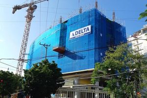 Cao Bằng: Khách sạn Hoàng Gia thi công khi chưa có giấy phép xây dựng