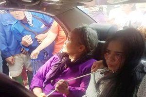 Vĩnh Phúc: Người phụ nữ bị trói vào gốc cây vì nghi 'thôi miên, cướp tài sản'