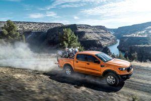 Ford Ranger 2019 sẽ được trang bị động cơ 2.3 lít EcoBoost