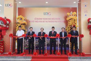 LDG khánh thành nhà điều hành và giới thiệu dự án gần 1.000 tỷ