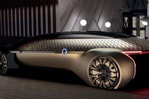 Thiết kế ôtô điện tự lái như phòng khách của Renault