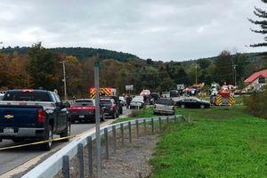 20 người thiệt mạng trong vụ tai nạn giao thông kinh hoàng ở New York