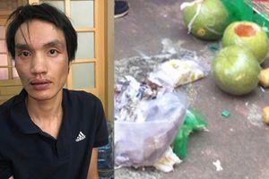Hải Phòng: Triệt phá ổ nhóm giấu ma túy trong 3 quả bưởi khoét ruột