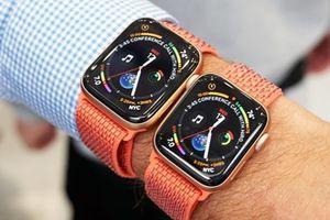 Apple Watch Series 4 'phát bệnh' khởi động máy liên tục