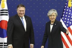 Hàn Quốc-Mỹ đánh giá cao kết quả chuyến thăm Triều Tiên của Ngoại trưởng