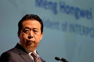 Meng Hongwei từ chức Chủ tịch Interpol sau khi bị Trung Quốc bắt giữ
