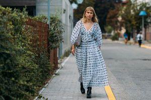 Vogue gợi ý những mẫu váy midi thanh lịch, nữ tính cho mùa thu-đông