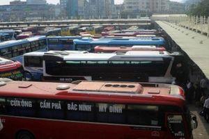 Hà Nội dự kiến thời điểm chuyển bến xe Gia Lâm, Giáp Bát, Mỹ Đình thành bãi đỗ xe