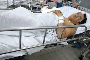 Giành nhau máy dệt, một công nhân bị đồng nghiệp đánh vỡ sọ ở Quảng Nam