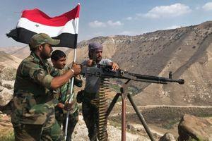 Phiến quân rút vũ khí hạng nặng khỏi khu vực phi quân sự ở Idlib, Syria