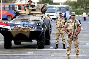 52 phần tử cực đoan bị quân đội Ai Cập tiêu diệt ở bán đảo Sinai
