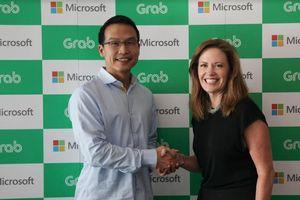 Microsoft bất ngờ tuyên bố đầu tư chiến lược vào Grab