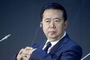 Trung Quốc tiết lộ lý do bắt giữ chủ tịch Interpol