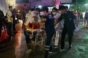 Du khách thiệt mạng vì vụ hỗn chiến băng nhóm tại Bangkok