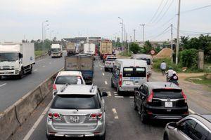 BOT Ninh Lộc xả trạm trước áp lực của tài xế